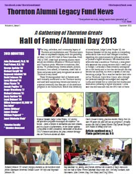 TALF Newsletter - August 2013 (click image to download and view)