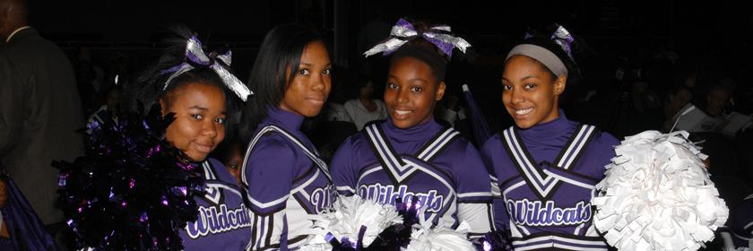 TTHS Cheerleaders
