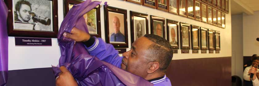 Revealing photos of the 2013 Hall of Fame inductees.